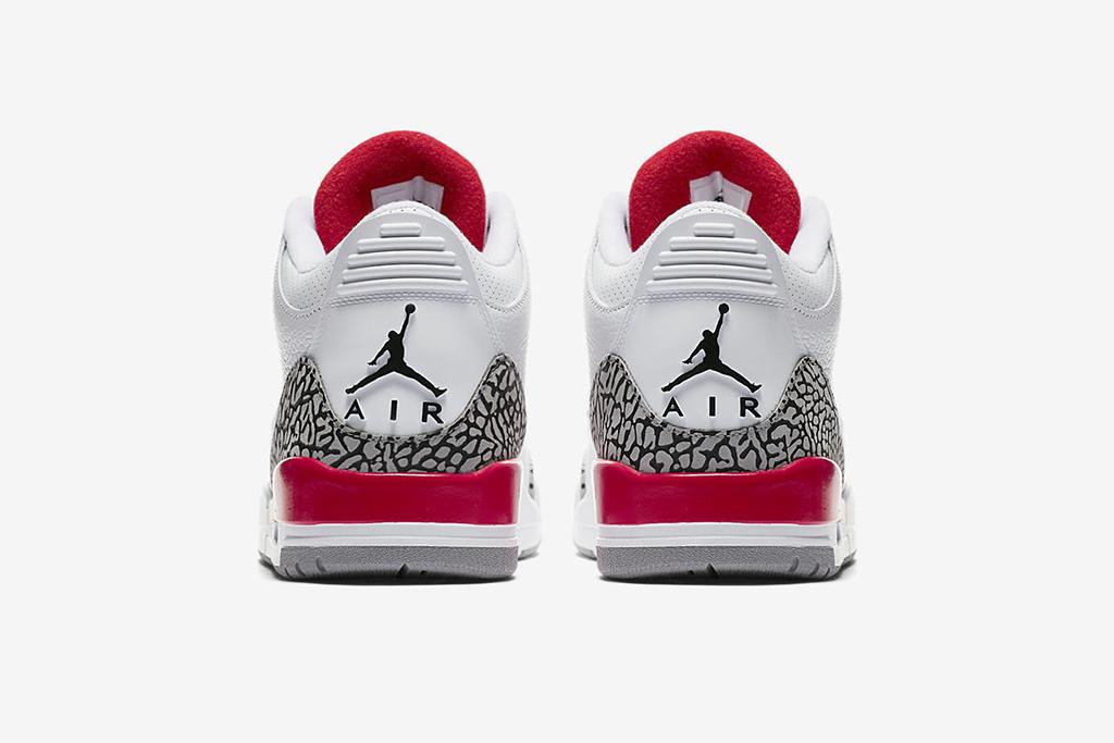 Air Jordan 3 Katrina 2018