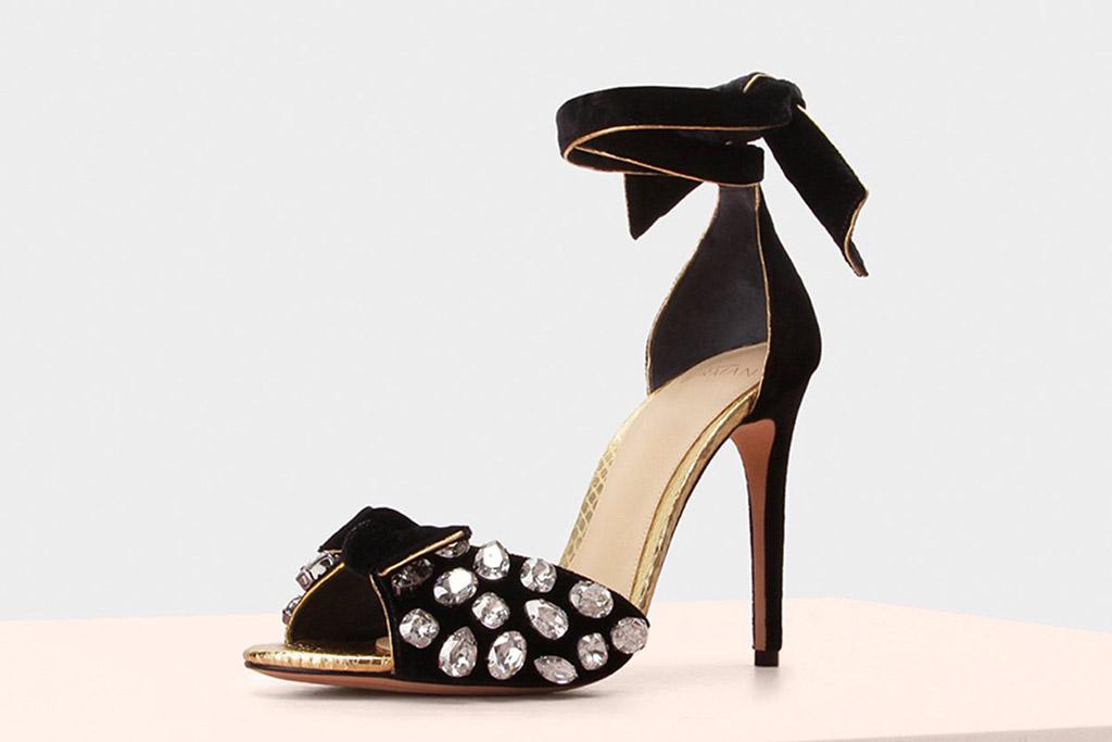 Alexandre Birman met gala shoes