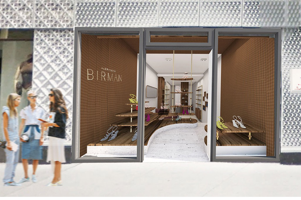 Alexandre Birman NYC Store