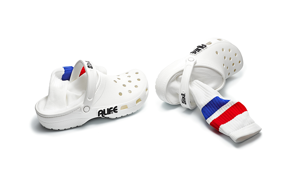 Crocs x Alife to Release Sock-Sandal