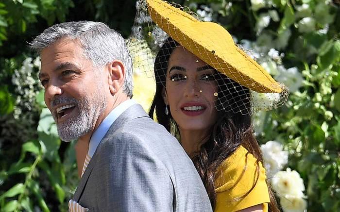 amal george clooney royal wedding