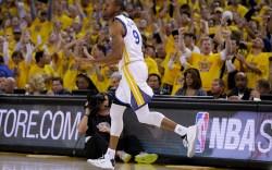 2015-17 NBA Finals Sneakers: Warriors vs. Cavaliers