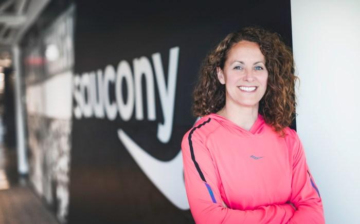 Anne Cavassa Saucony