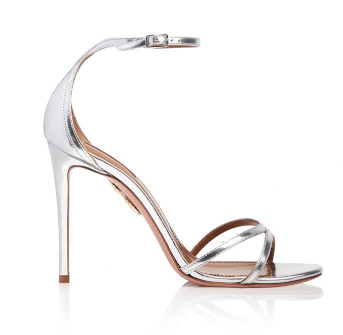 Aquazzura, purist sandal
