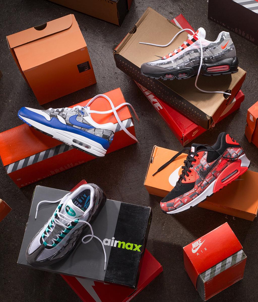 Atmos We Love Nike Pack