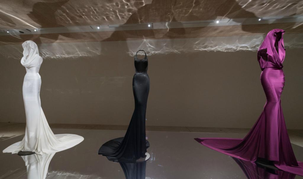Azzedine Alaia: The Couturier exhibition