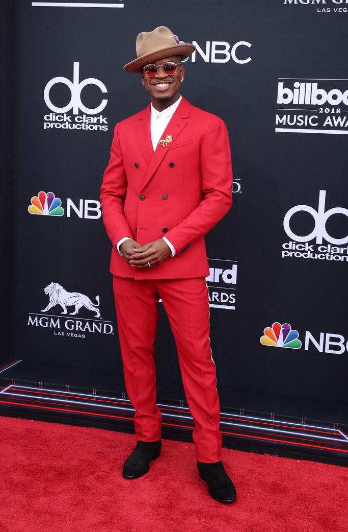 Ne-Yo, billboard music awards 2018, red carpet