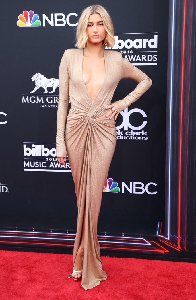Hailey Baldwin 2018 Billboard Music Awards