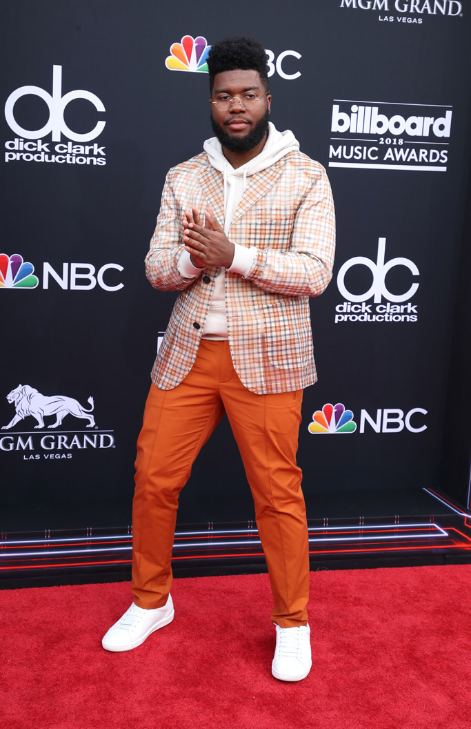 Khalid Billboard Music Awards 2018