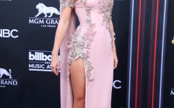 Celebrities on the Red Carpet at the 2018 Billboard Music Awards