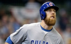 Ben Zobrist, chicago cubs, mlb, baseball