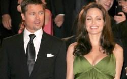 Brad Pitt and Angelina Jolie, cannes