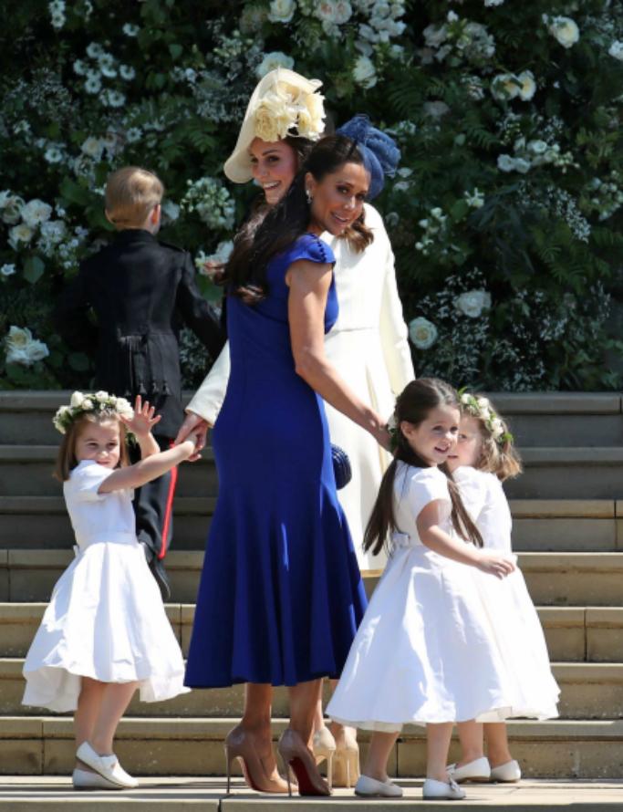 kate middleton, royal wedding bridesmaids