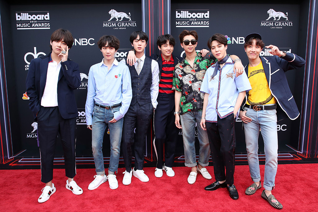 BTS Billboard Music Awards