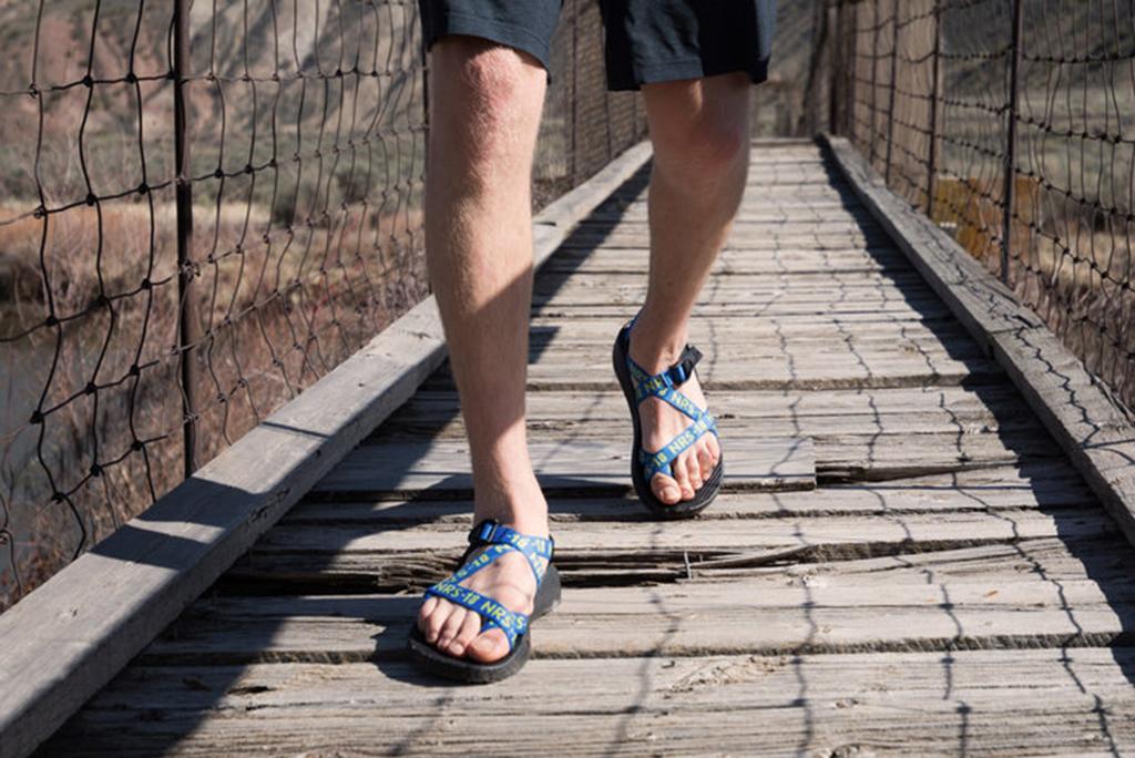 Chaco x NRS Z/2 Classic USA sandal