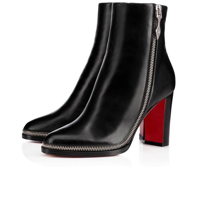 christian louboutin, telezip boots