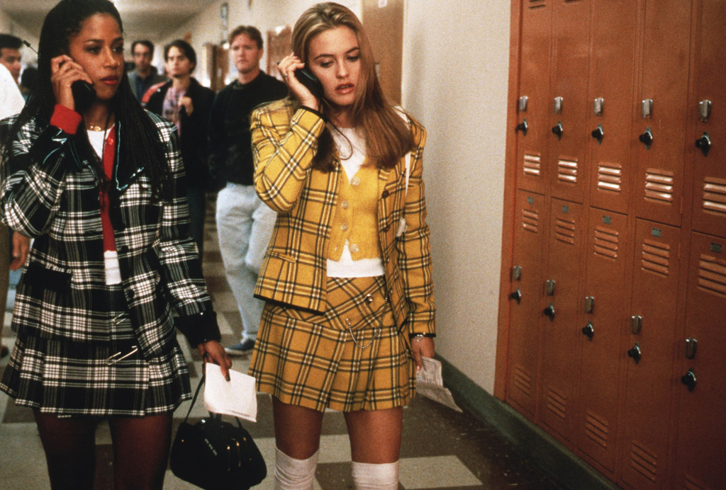 clueless, stacy dash, alicia silverstone