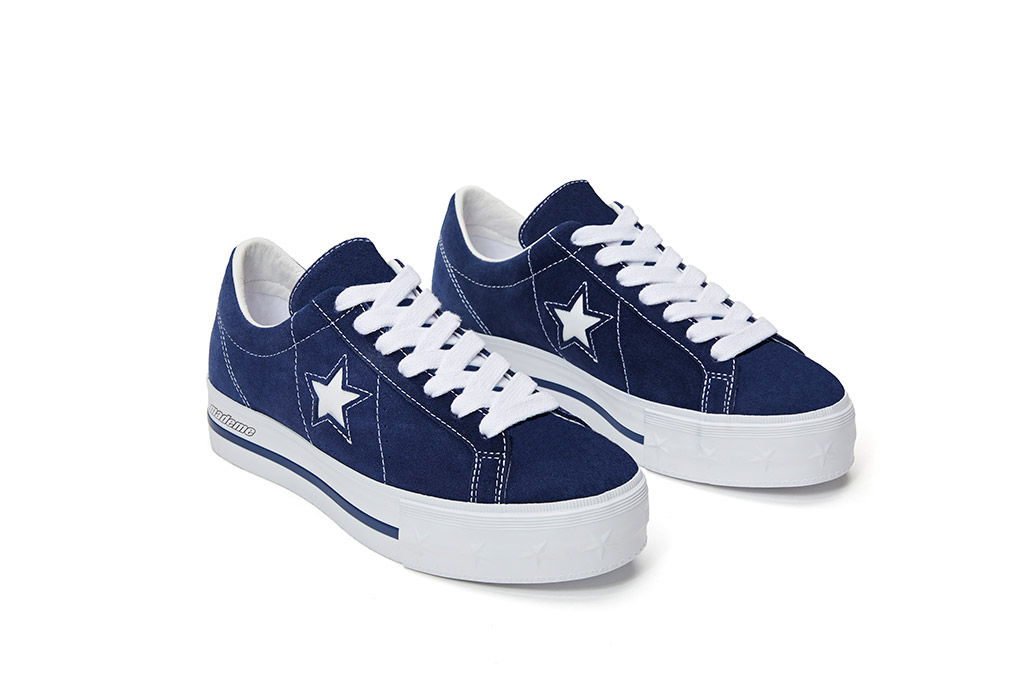 Converse x MadeMe sneakers