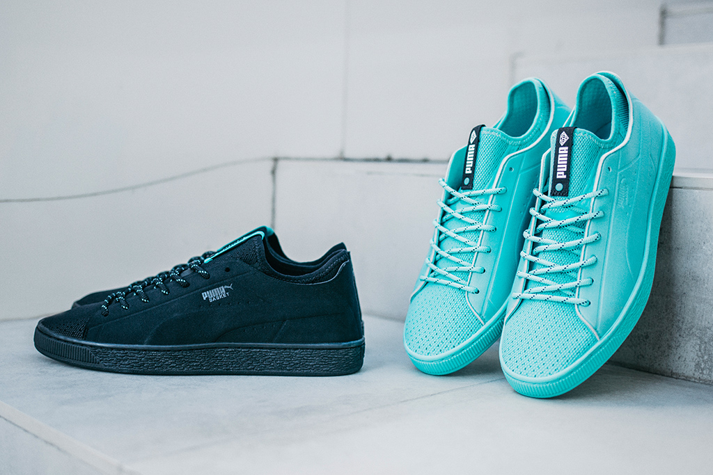 Diamond Supply Co Puma Basket Sock