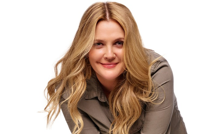 Drew Barrymore Chevron