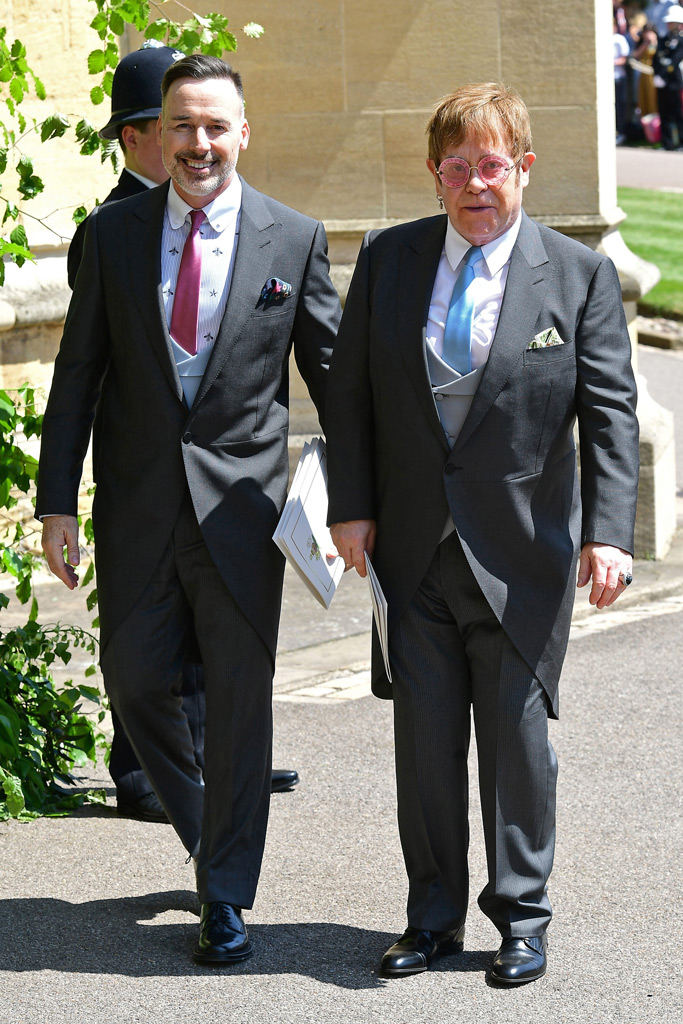 elton john, royal wedding, david furnish