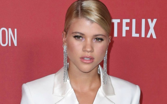Sofia Richie at the SAG-AFTRA Foundation Patron of the Artists Awards.