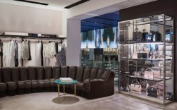 The new Giambattista Valli boutique in