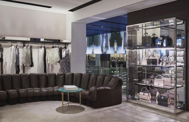 The new Giambattista Valli boutique in London