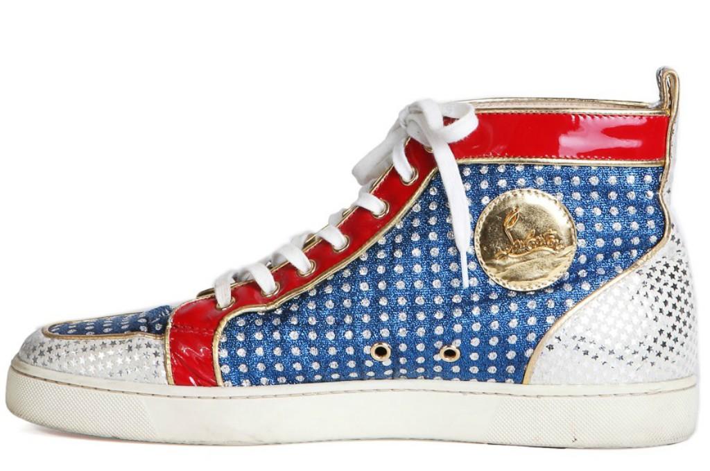 decades sale, christian louboutin sneaker
