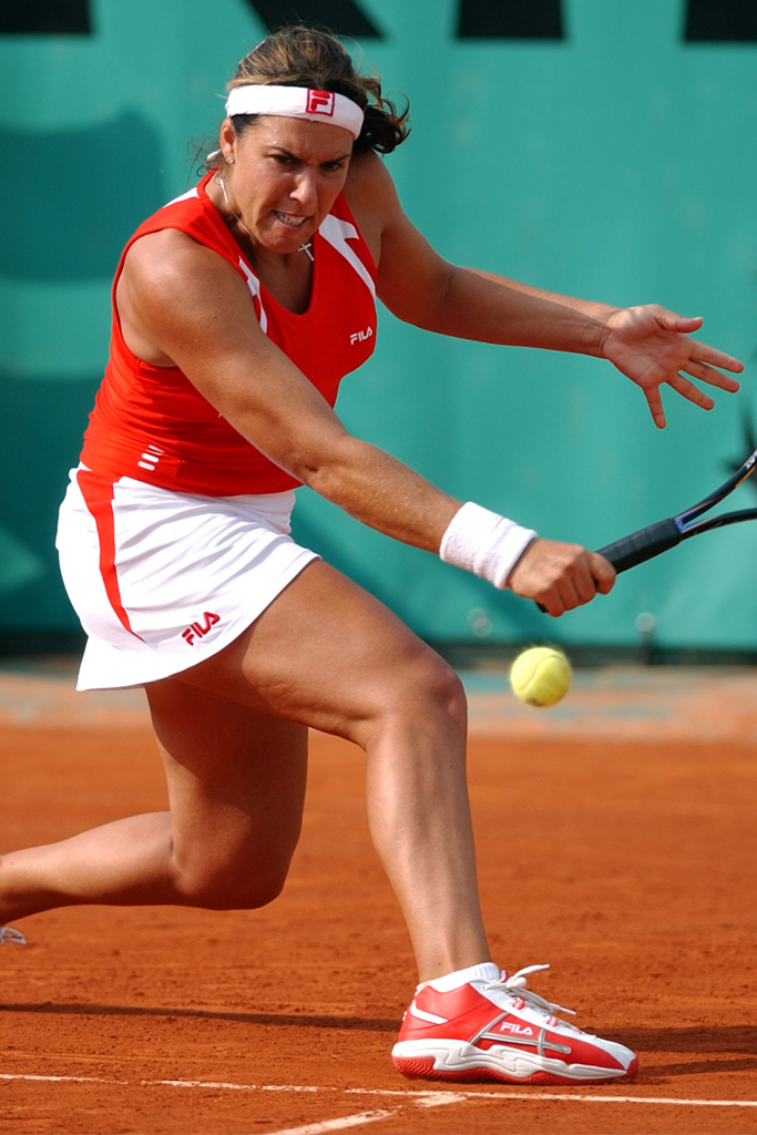 Jennifer Capriati French Open