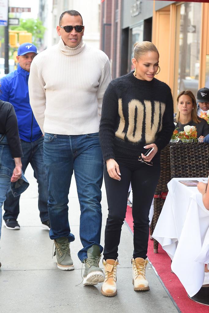 alex rodriguez, jennifer lopez, a rod, j lo, new york, couple's style