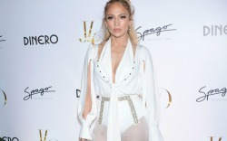 How Jennifer Lopez makes see-through white