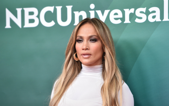 jennifer lopez, NBC Universal Summer Press Day