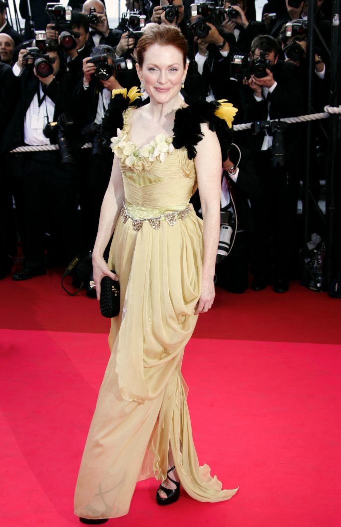 julianne moore, cannes film festival 2008