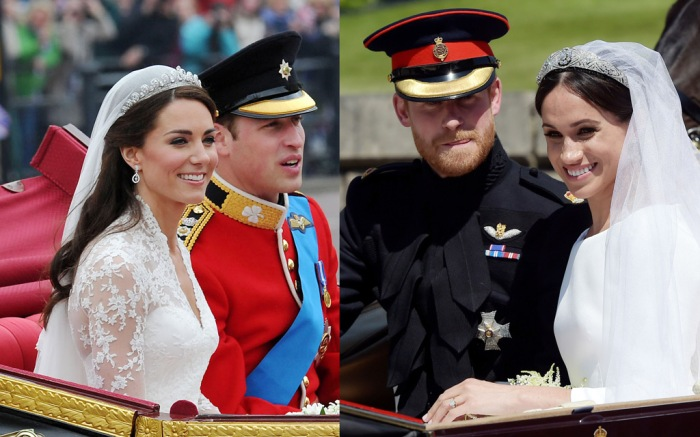 meghan markle, prince harry, kate middleton, prince william, royal wedding 2018