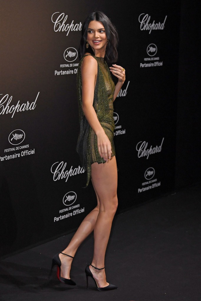 kendall jenner, cannes film festival, chopard