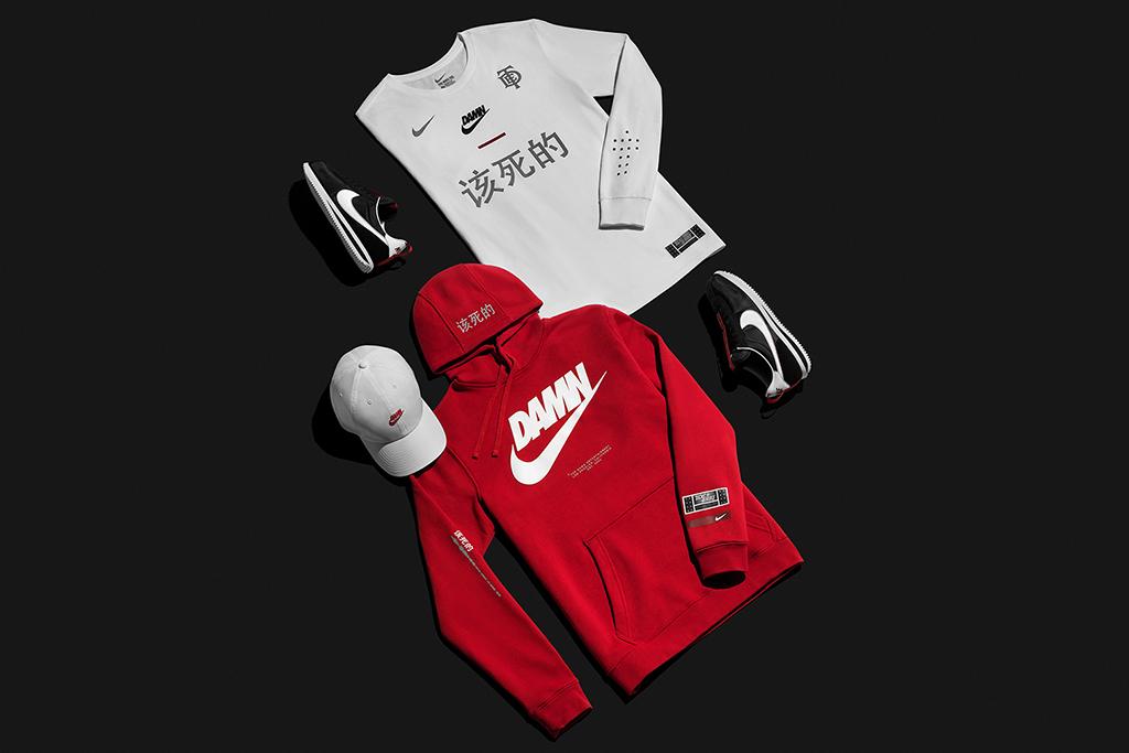 Kendrick Lamar Cortez Kenny 3 apparel
