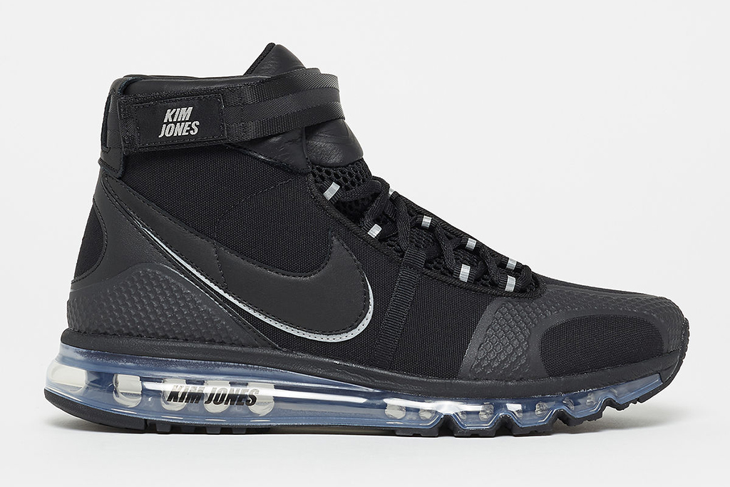 Kim Jones Nike Air Max 360 Hi Black