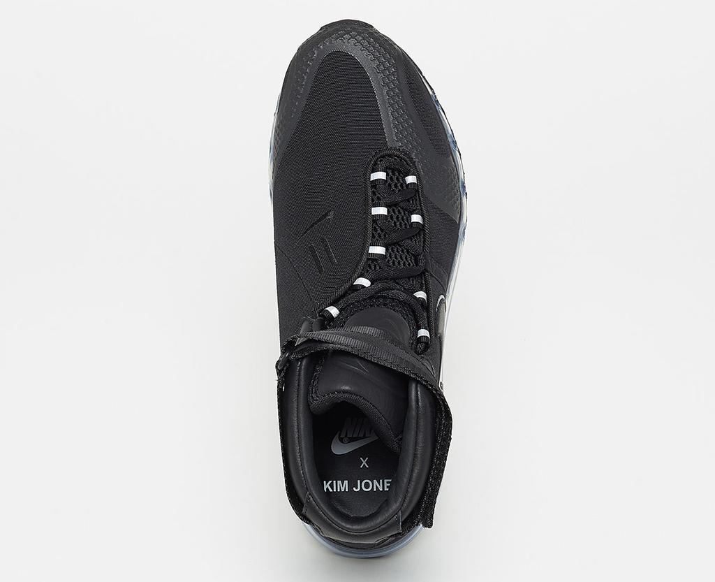 Kim Jones Nike Air Max 360 Hi Black