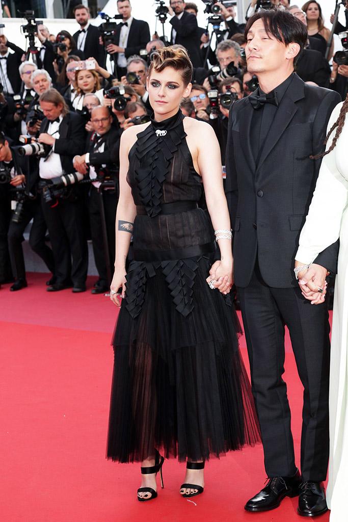 Kristen Stewart Cannes Film Festival