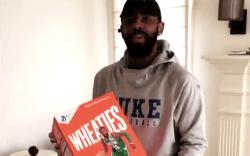 Nike Kyrie 4 Wheaties