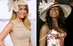 Celebrity Style at Kentucky Derby Through