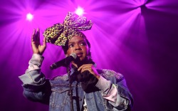 Lauryn Hill, levis 501 day
