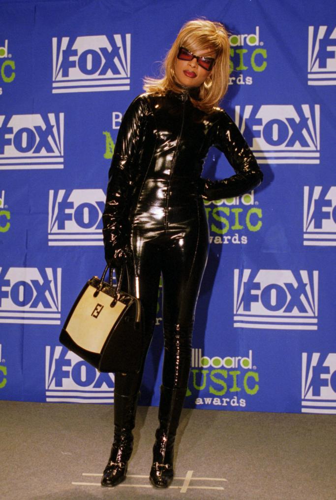 Mary J. Blige, billboard music awards 1995