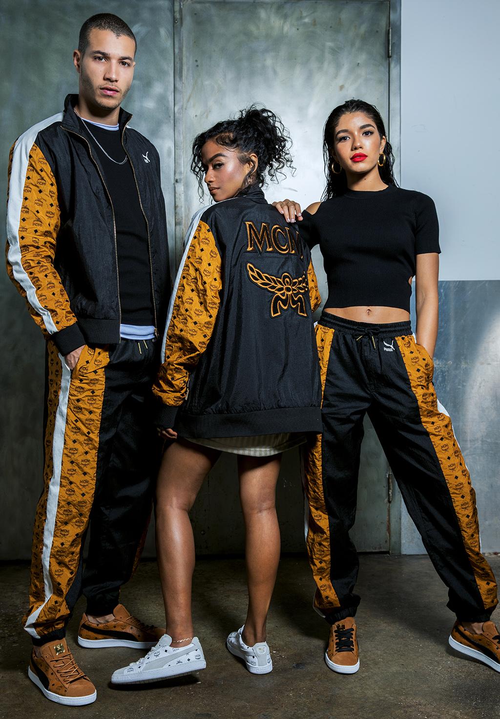 MCM Puma apparel