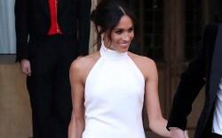 meghan markle, stella mccartney dress, royal