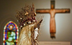 The Costume Institute's Spring Exhibition: 'Heavenly Bodies: Fashion and the Catholic Imagination'