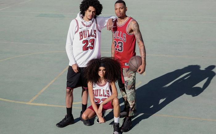 Nike Michael Jordan Bulls Jersey