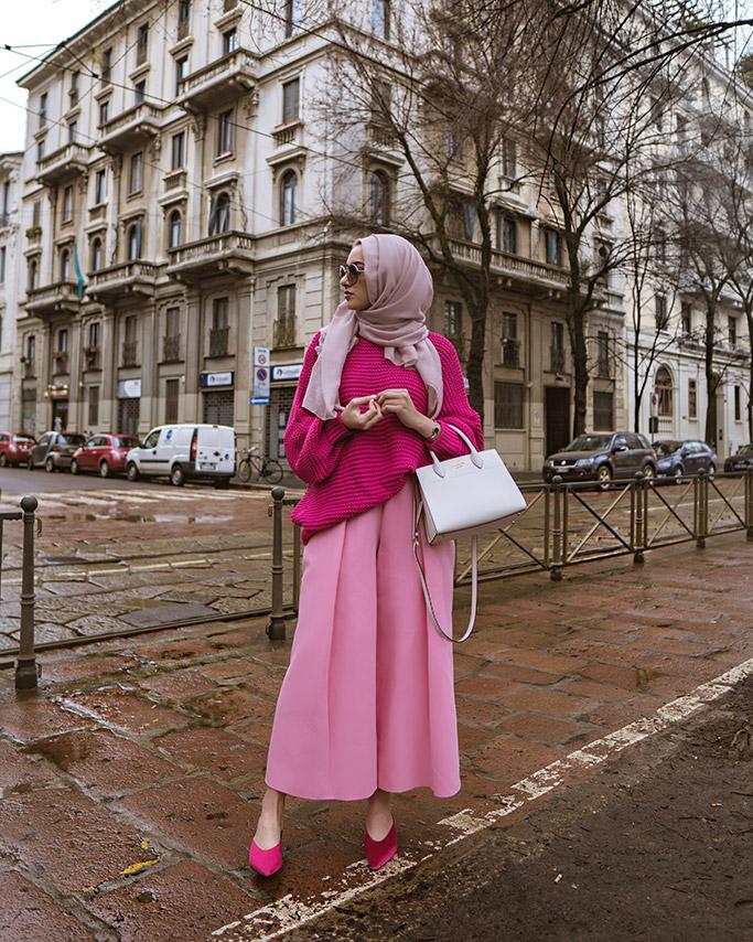 modest fashion, summer albarcha, zara shoes