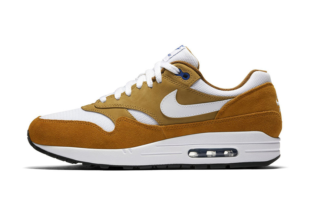 Nike Air Max 1 'Curry' 2018 Release